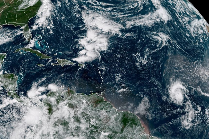 The hurricane was about 1,000 miles east-southeast of the northern Leeward Islands as of Saturday (Sept 25) evening.