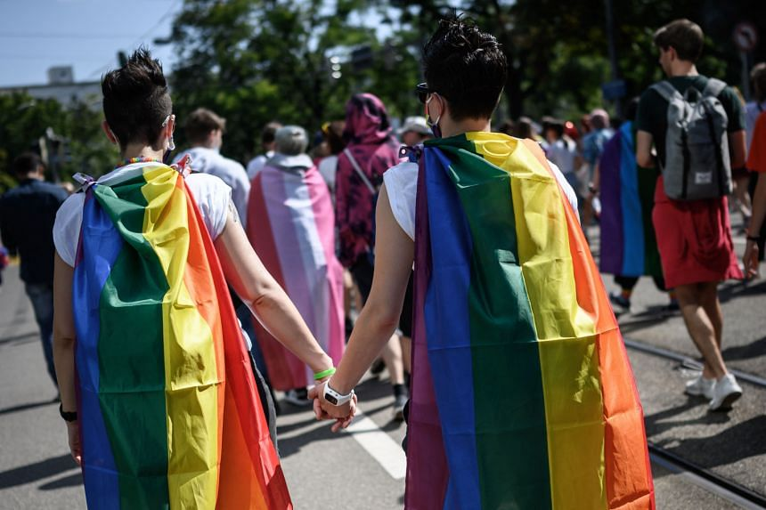 Same-sex couples can already register a civil partnership, with around 700 such partnerships established each year.