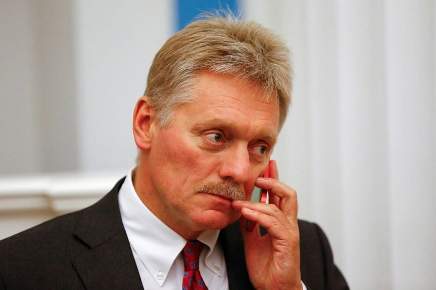 """Kremlin spokesman Dmitry Peskov said that Moscow was following the vote with """"great attention""""."""