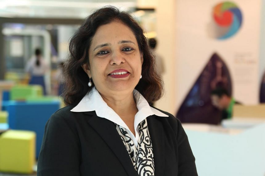 Global Indian International School principal Melissa Maria serves as a volunteer on Mindef's  Advisory Council on Community Relations in Defence.