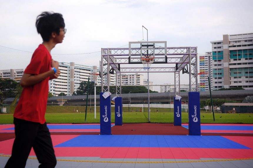 SportSG said that all programmes catering to children aged 12 and below will be suspended until Oct 10.