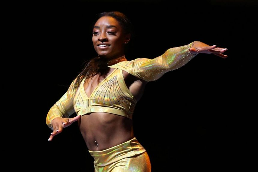 Simone Biles is the most decorated gymnast of all time.