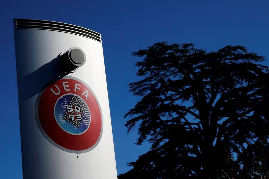 """Uefa said that it """"remains confident in and will continue to defend its position in all the relevant jurisdictions""""."""
