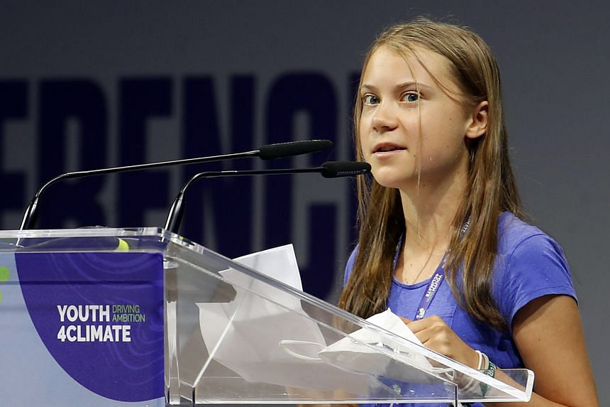 Greta Thunberg laid bare to delegates at the Youth4Climate event in Milan the gap between words and action.