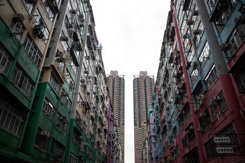 Housing prices in Hong Kong rose by a revised 0.8 per cent in July.