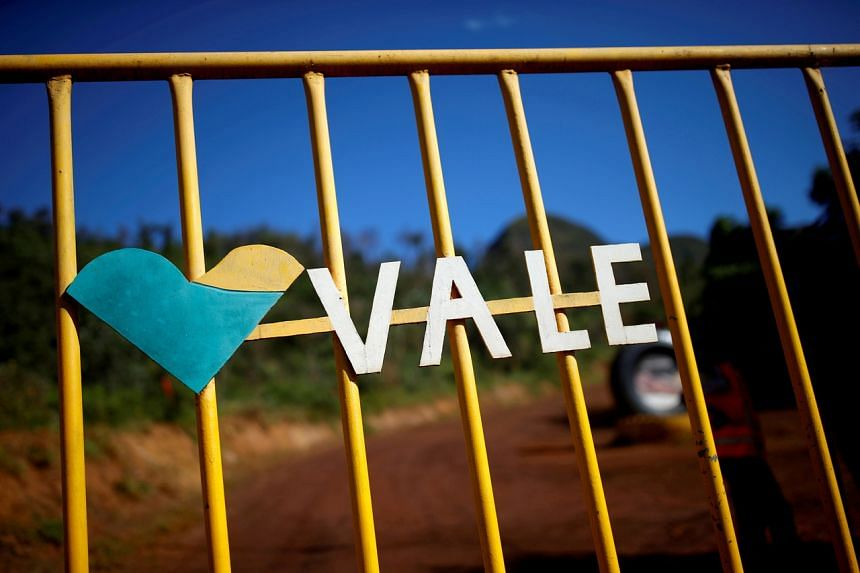 All operations at Vale's Totten mine in Sudbury, Ontario, have been halted since Sunday.