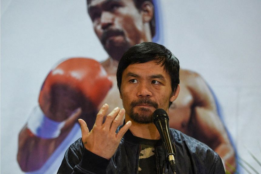 Manny Pacquiao is widely regarded as one of the top offensive fighters in boxing history.