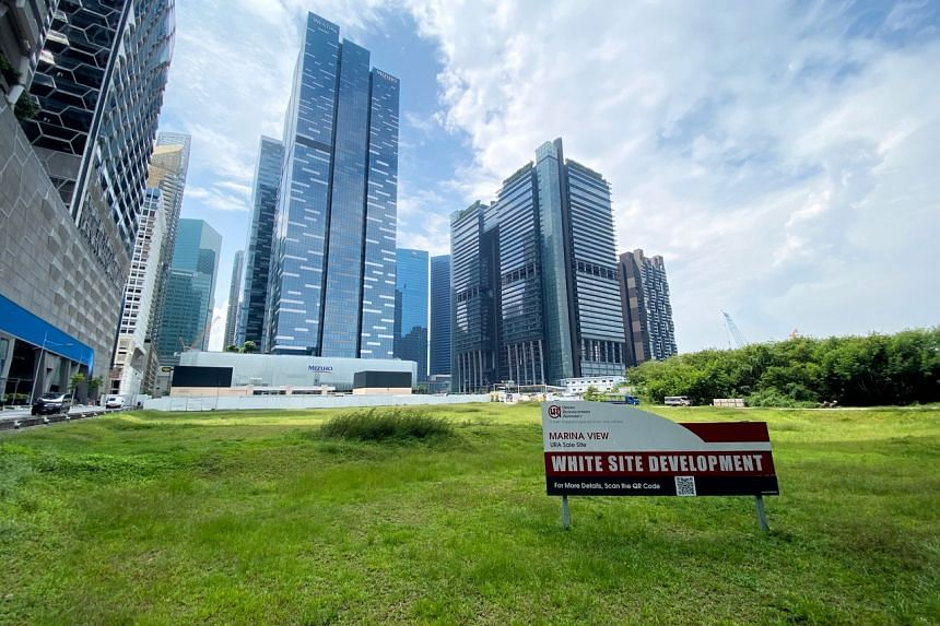 IOI Properties Group was the site's sole bidder.