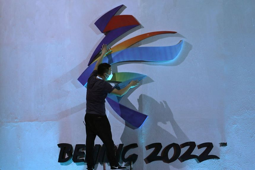 """Organisers told the IOC they plan to deliver """"safe and successful Olympic and Paralympic Winter Games as scheduled""""."""