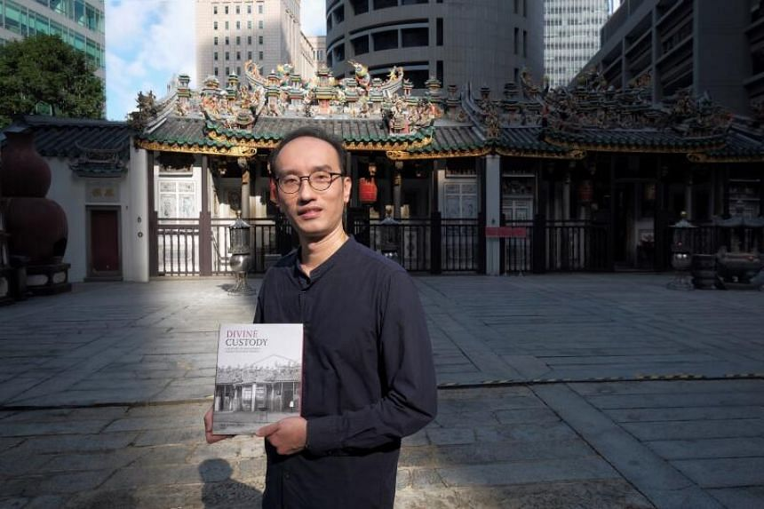 In his book, conservator Yeo Kang Shua documents the restoration work that took place between 2010 and 2014.
