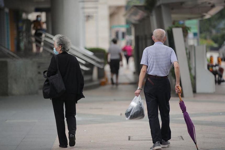To reduce their risk of being infected, AIC reminded seniors to go out only for essential activities and avoid crowded places.