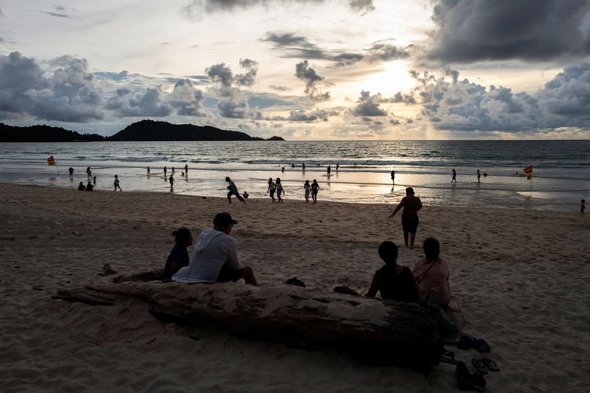 The scheme opening Phuket to vaccinated foreign tourists generated 1.63 billion baht (S$65.7 million) in revenue from July to August.