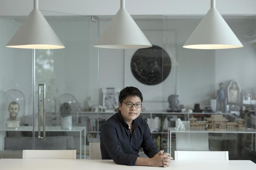 Multimedia artist Brian Gothong Tan, who has worked on four expo events for Singapore pavilions in the past 11 years, says this time is different.