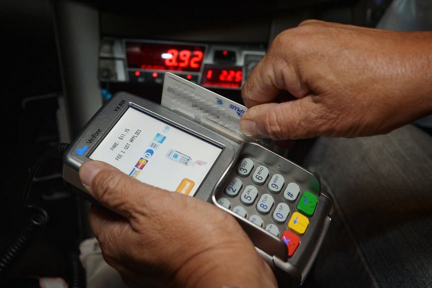The temporary suspension of payments using physical credit cards in ComfortDelGro cabs is expected to stretch into early 2022.