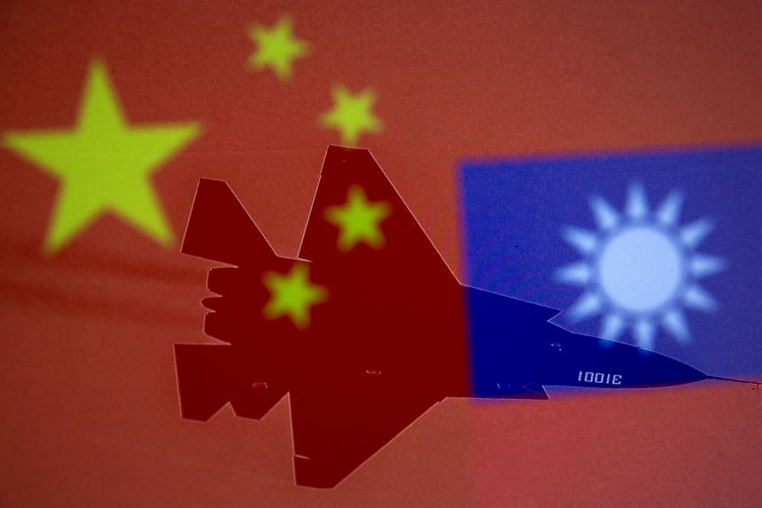 Taiwan has complained for over a year of repeated missions near it by China's air force.