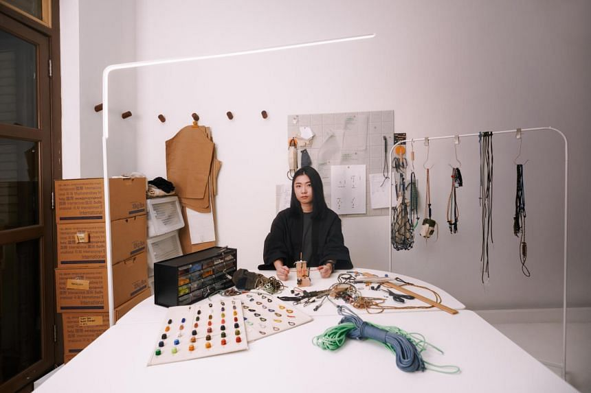 Go behind the scenes at fashion label Graye to learn about sustainable fashion.