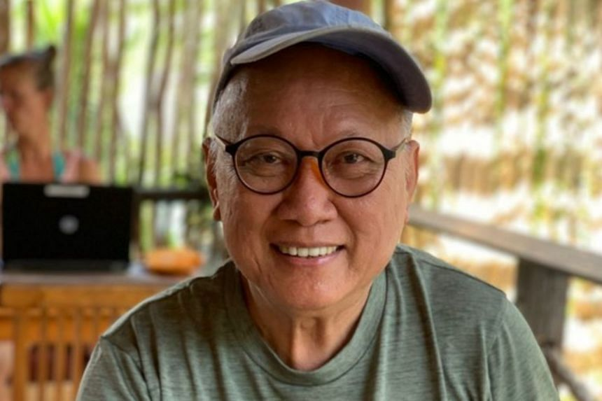 Mr Michael Ong died from complications due to Covid-19.