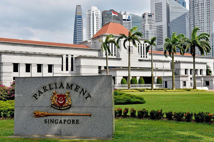 """The Fica Bill was passed with 75 MPs saying """"yes"""", 11 MPs from the WP and PSP objecting, and two NMPs abstaining."""