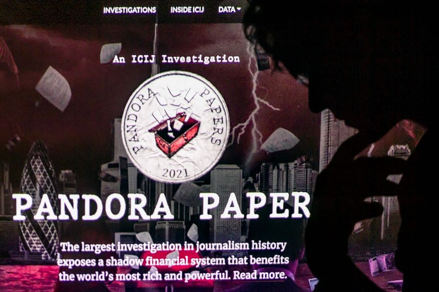 The nearly three-terabyte Pandora Papers data dump by the Investigative Consortium of Investigative Journalists (ICIJ) is the network's largest so far.