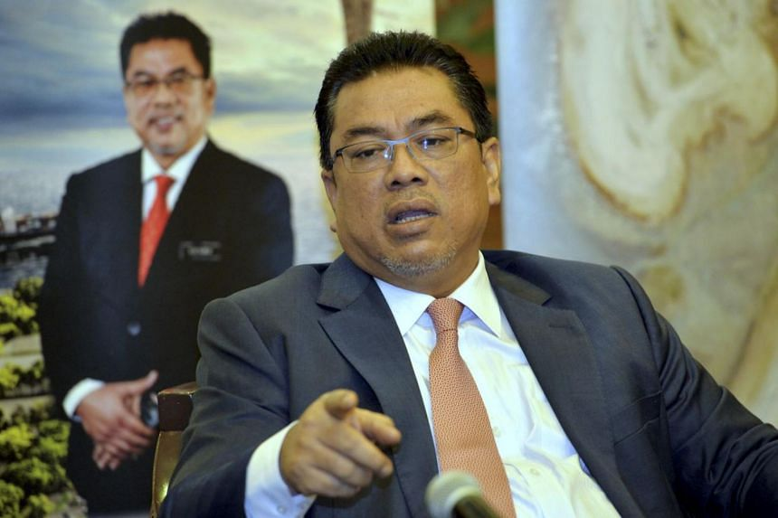 There were reports that Chief Minister Datuk Seri Sulaiman Md Ali could move to dissolve the state assembly.