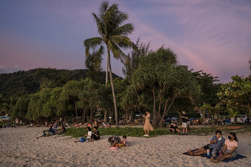 The Phuket Sandbox programme effectively turned Thailand's largest island into a quarantine zone for overseas tourists who were fully vaccinated.