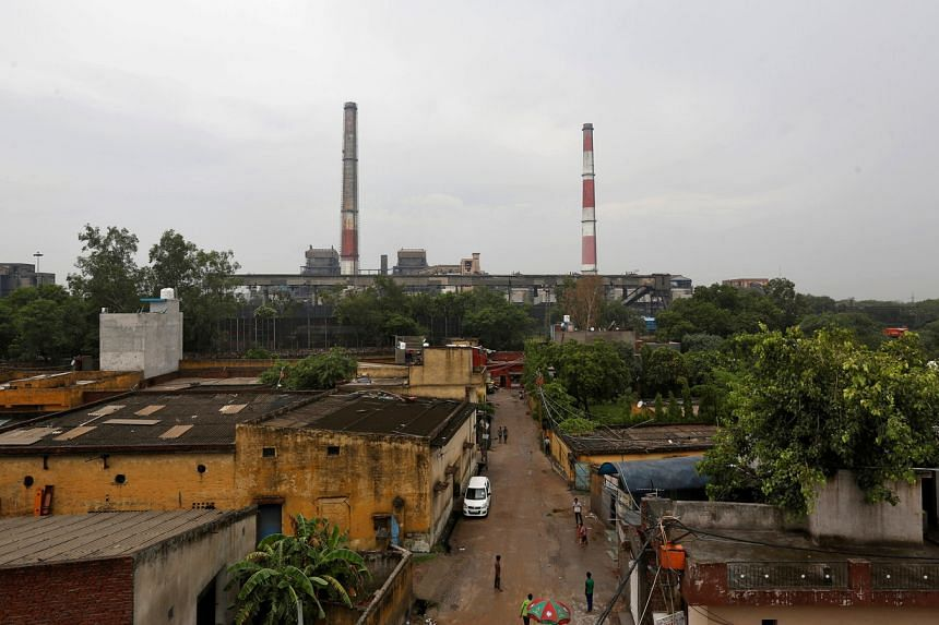 India's coal-fired power stations had on average four days' stock at the end of September, the lowest in years.