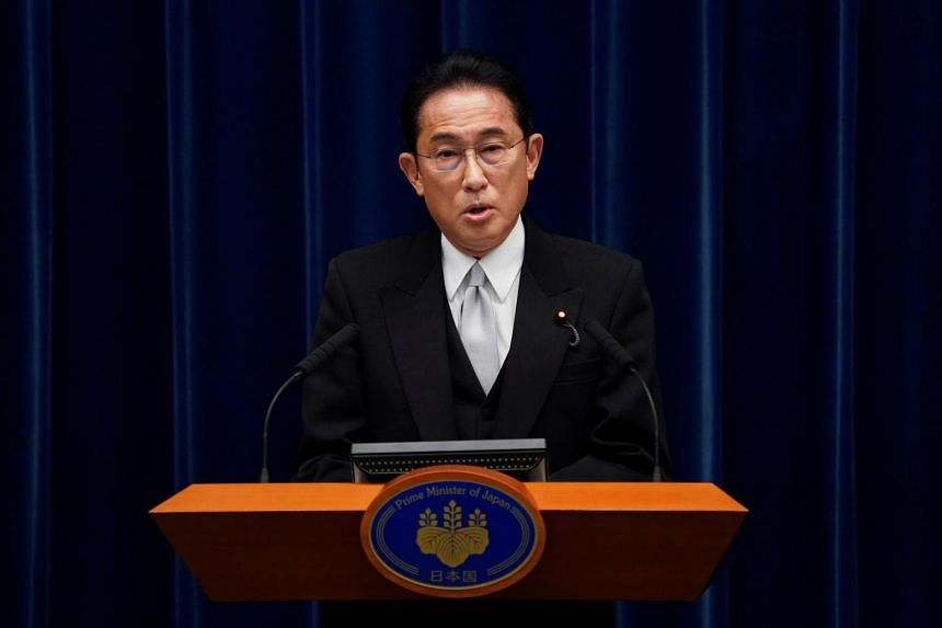 But until the general election on Oct 31, most of Mr Fumio Kishida's focus will be on securing Liberal Democratic Party seats in the Diet, says an expert.