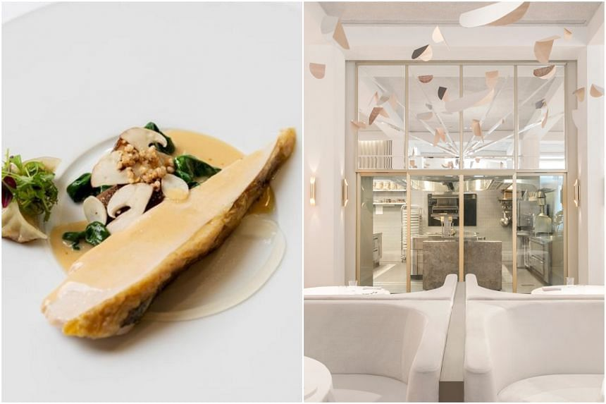Odette, helmed by Julien Royer at the National Gallery Singapore, also bagged the Best Restaurant in Asia Award.