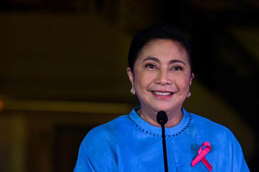 Philippine Vice-President Leni Robredo announced her run just a day after Mr Ferdinand Marcos Jr filed his candidacy.