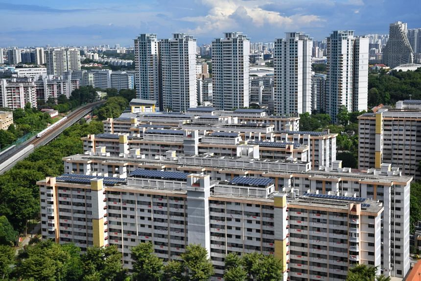 This makes for 15 straight months that HDB resale prices have climbed.