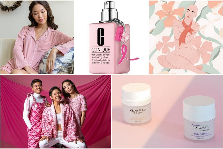 Here are some exclusive products to support Breast Cancer Awareness Month.