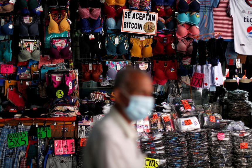 El Salvador became the first country to adopt Bitcoin as legal tender in September.
