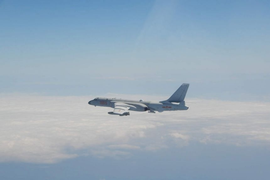 At least 150 Chinese military warplanes, including bombers, fighter jets and anti-submarine aircraft, have entered Taiwan's ADIZ in the past week.