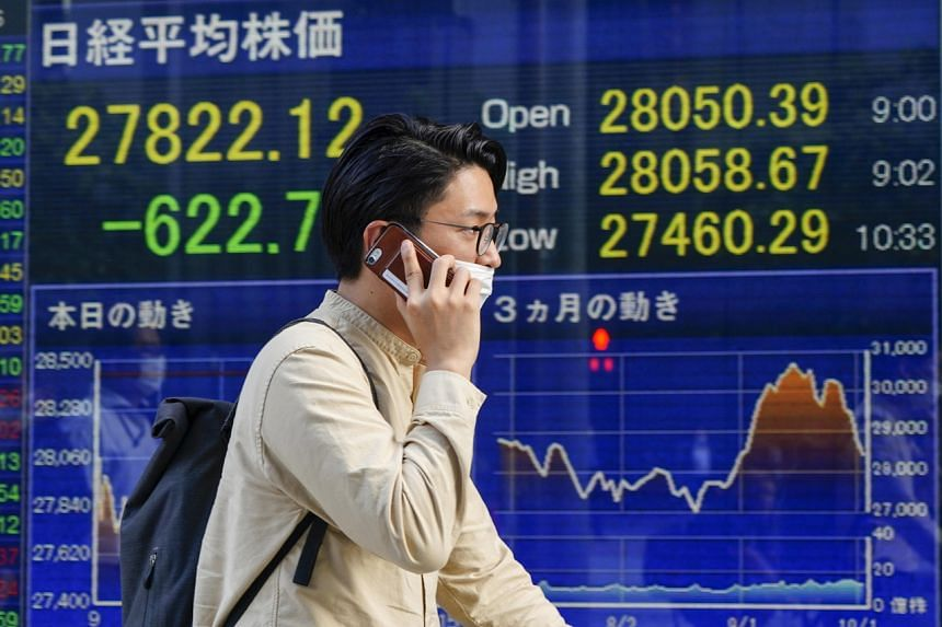 The decision by the US and China to hold a virtual meeting also provided a much-needed boost to trading floors.