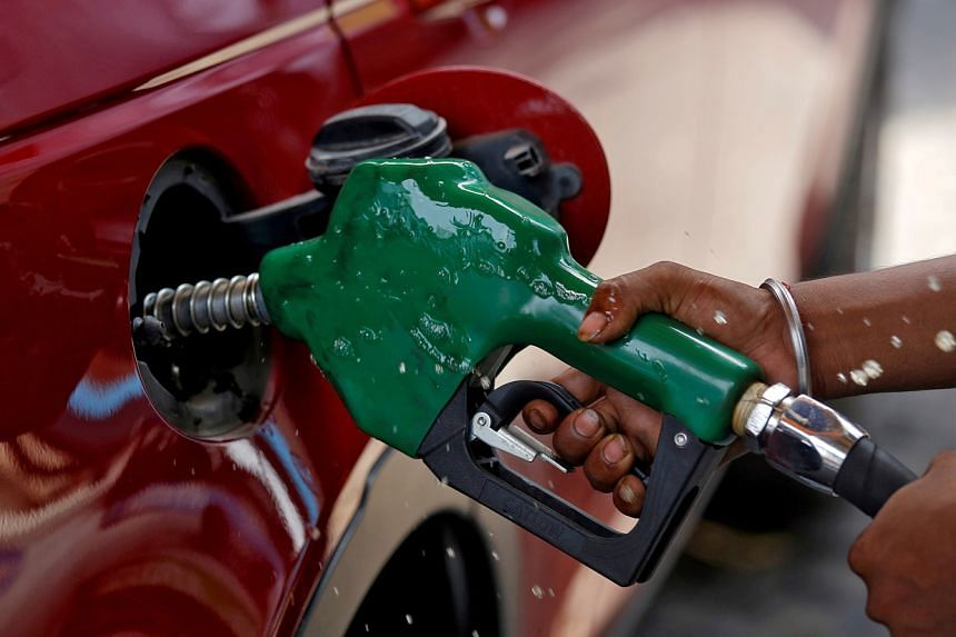 Inside the US, gasoline prices have been climbing all year.