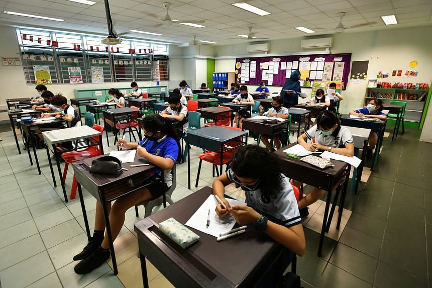 The Ministry of Education said the decision to cancel exams will allow more time for curriculum recovery due to disruptions brought about by Covid-19.