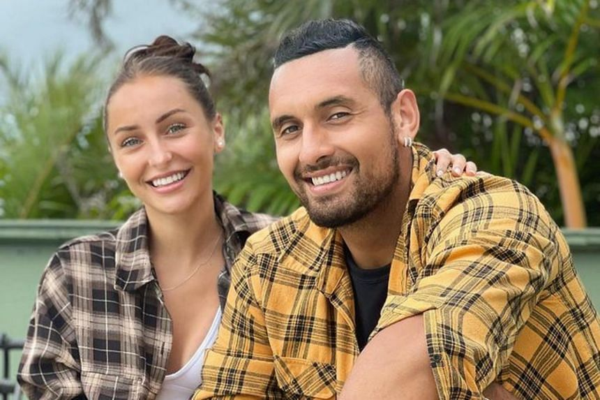 On Oct 7, Australian tennis player Nick Kyrgios and his model girlfriend Chiara Passari engaged in a spat on social media that clearly escalated.