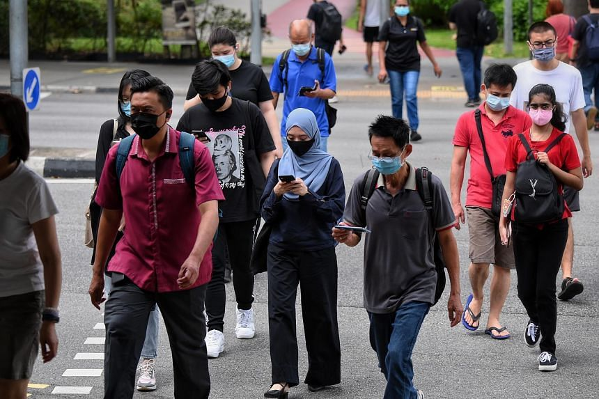 Singapore reported six more Covid-19 deaths and 3,590 new infections on Oct 8, 2021.