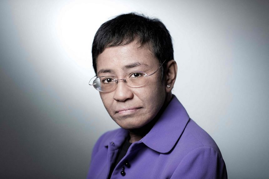 Ms Maria Ressa has been in the crosshairs of Mr Rodrigo Duterte since her news organisation Rappler began publishing stories critical of the president's policies.