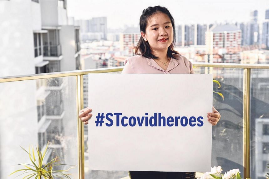 The Straits Times will be paying tribute to the army of Covid-19 front-line workers in a campaign called #STcovidheroes.
