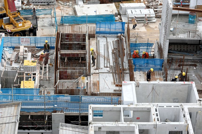 HDB said five more projects are expected to be completed by the end of this year, barring unforeseen circumstances.