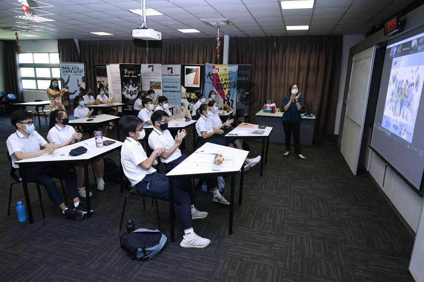 With the new rules, quarantine orders, leave of absence or approved absence will no longer apply for primary and secondary schools, and institutes of higher learning.