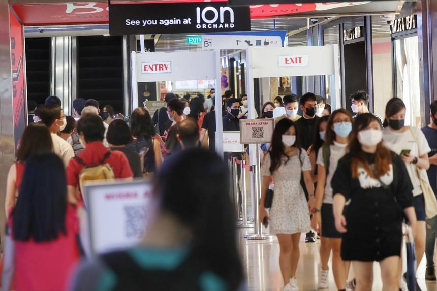 Mask-wearing will likely be one of the last measures to go, even as Singapore lives with Covid-19 as an endemic disease.