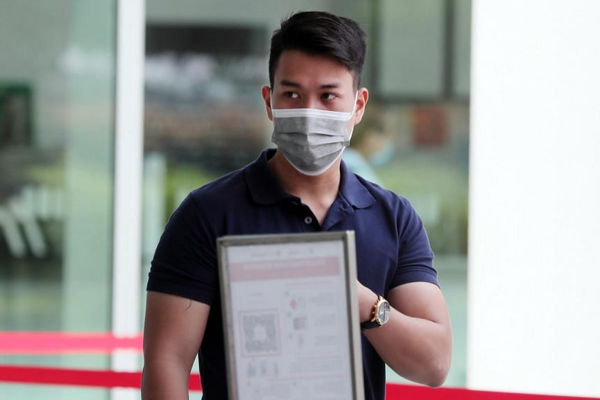 Fathullah Abdul Rahman had breached stay-home orders while on medical leave on four occasions last year.