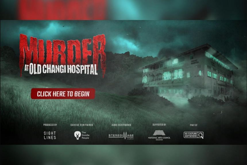 Playwright Chong Tze Chien's latest interactive murder mystery unfolds in a virtual simulation of the old Changi hospital.