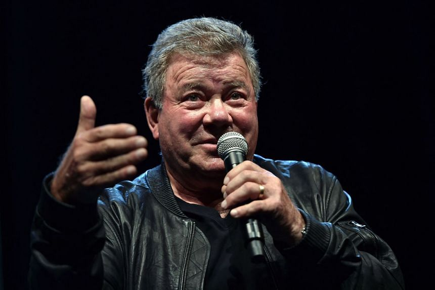 William Shatner will be part of a four-person crew aboard the suborbital NS-18 mission.