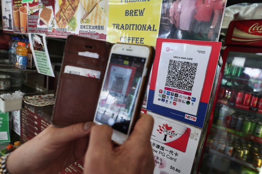 Over the past year, Singapore saw 58 per cent growth in instant payments.