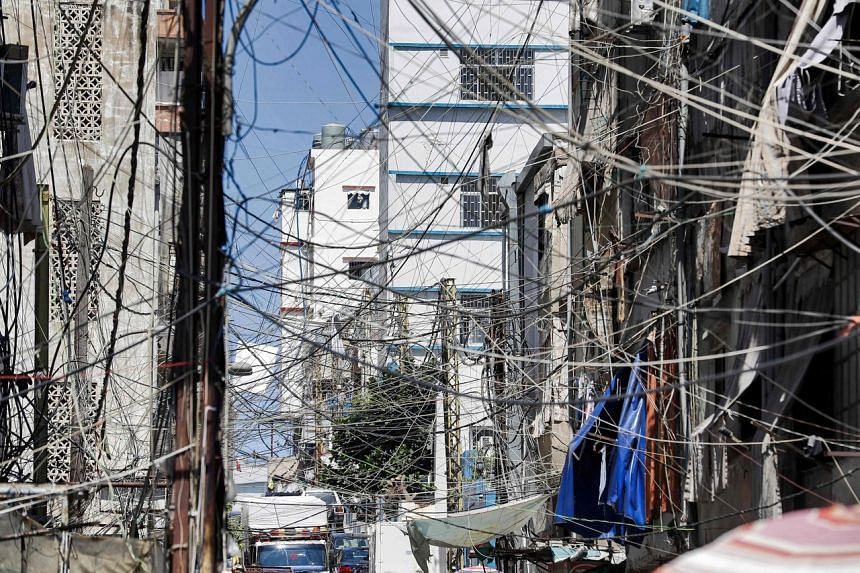 Most Lebanese rely on private generators for electricity, but many have been forced to cut back on that.