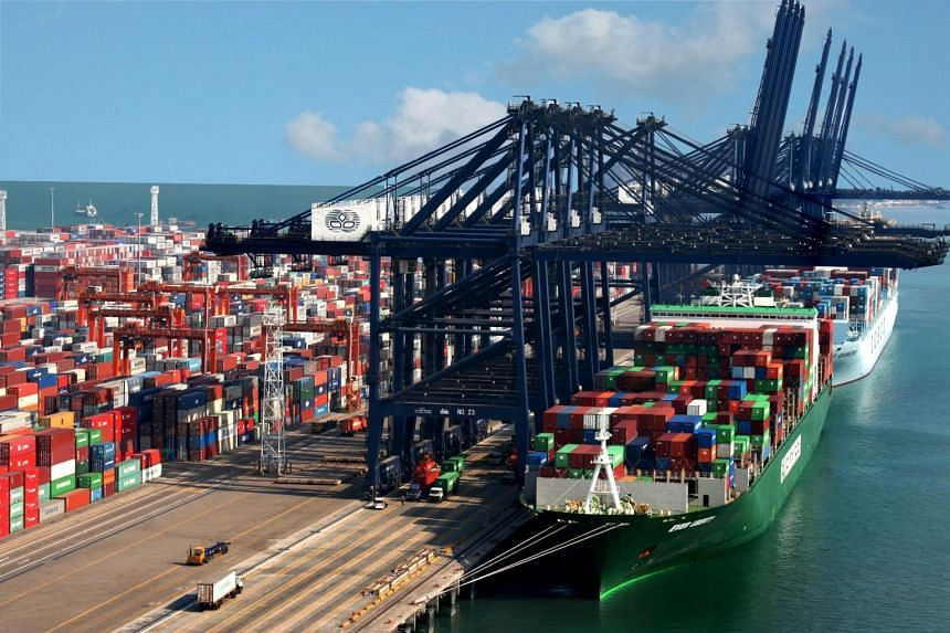 Yantian is one of the world's busiest ports, with a cargo throughput of 13.34 million twenty-foot equivalent units in 2020.