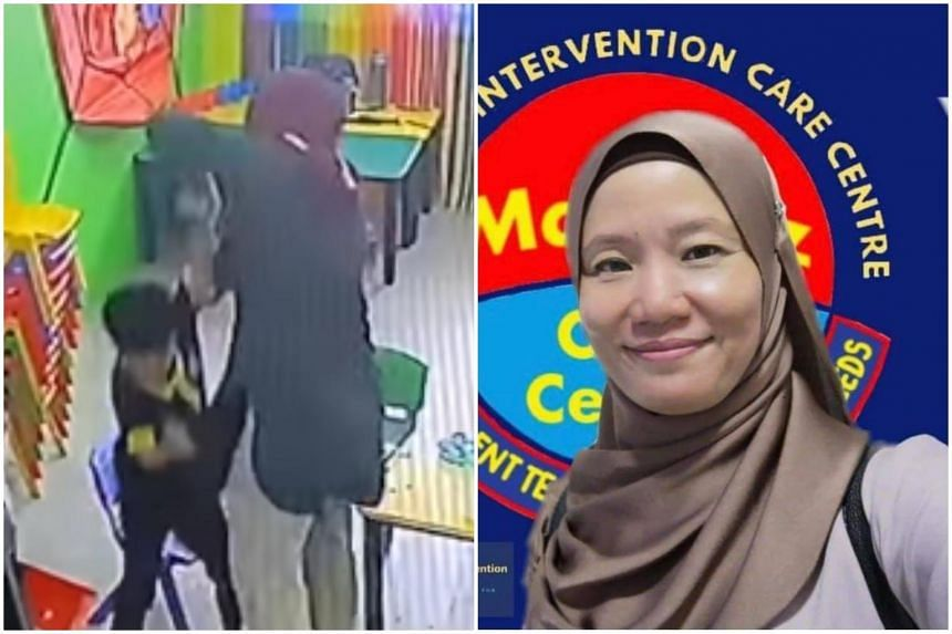Ms Sharifah Mazlan will be charged with neglecting a child and overstaying.